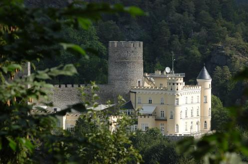 Burg Hartenstein, Wachau